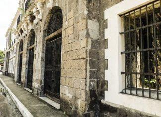 Intramuros, Manila - walled city