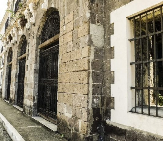 Intramuros, Manila - walled city
