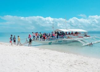 Camiguin island is attractive to tourists
