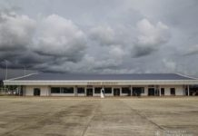 Newly-upgraded Ormoc-Airport