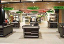 Duty Free Philippines supermarket